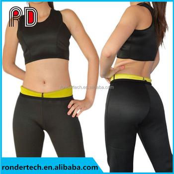 2385306f18025 New Hot Neoprene Body Shaper Set Slimming Xtreme Waist Pants Slim Belt Yoga  Vest - Buy Corset
