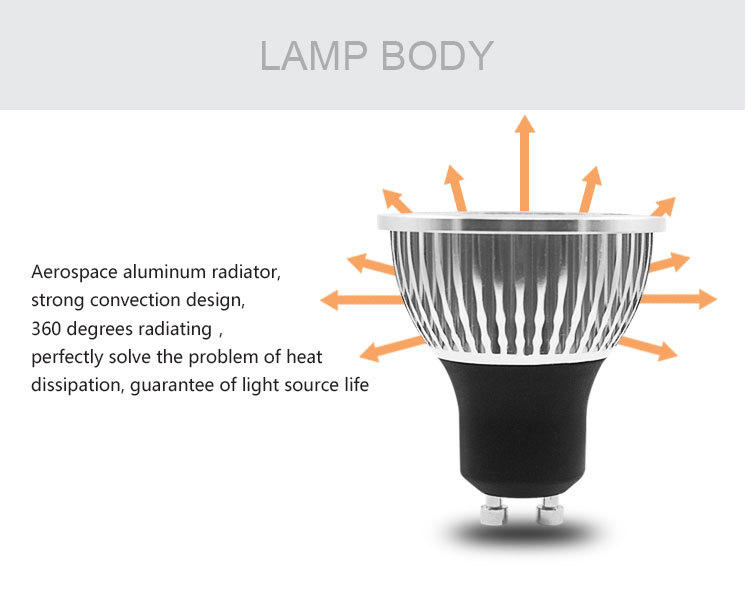 Ihi Headlight Bulb : Cct dimmable spot led light dim to warm ra gt gu k