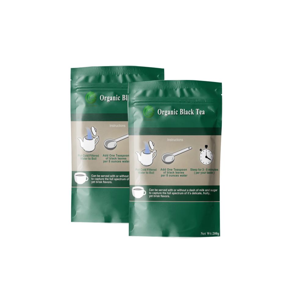 Lifeworth black loose tea in bulk - 4uTea | 4uTea.com