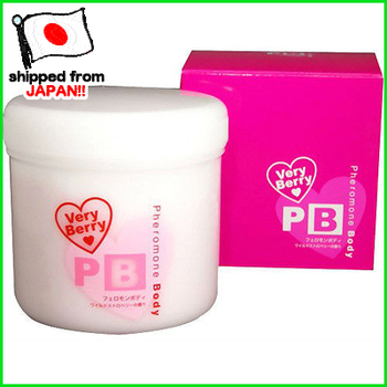 Pheromone body wash