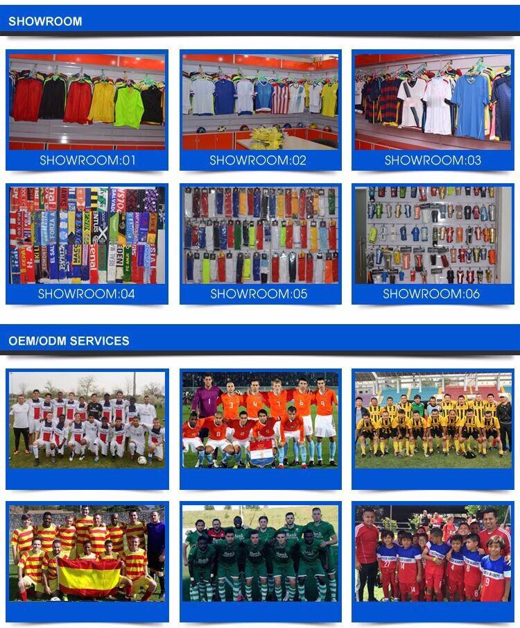 30d254daf Whole 17 18 Men s Soccer Jerseys Striped Blank Training Set Uniform Plain  Football Suits Can Customize