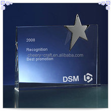 New Design Silver Star Awards Board For Celebration Souvenir