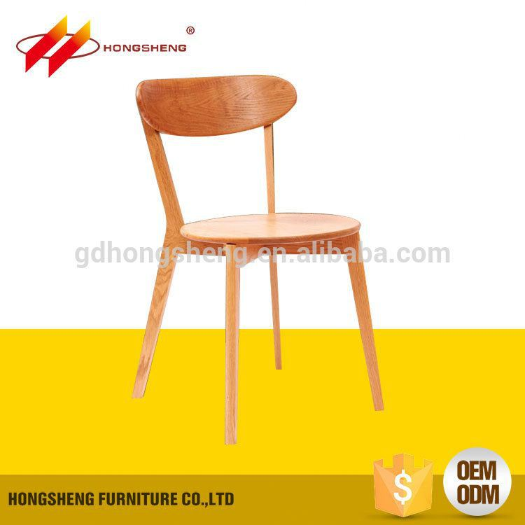 cheap custom furniture dining rustic wooden rose gold chair