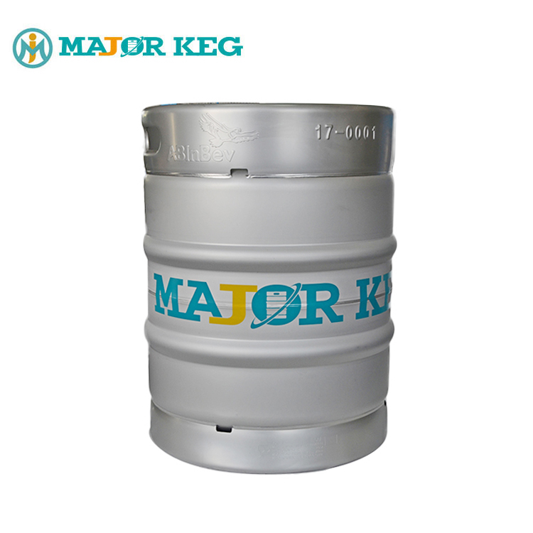 MAJOR KEG Euro Standard 30l 50l Stainless Steel Beer Keg For Sale