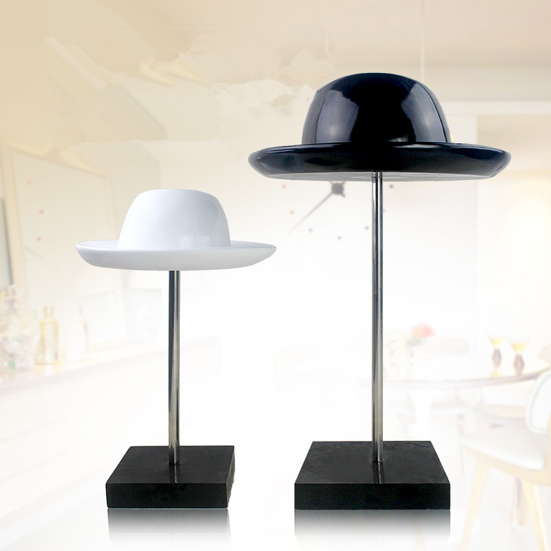 Personalized handmade resin top hat bowler hat crafts furnishings fashion  minimalist creative modern home decorations ornaments ~ Minimalist Home  Decor ... d00b3743a933