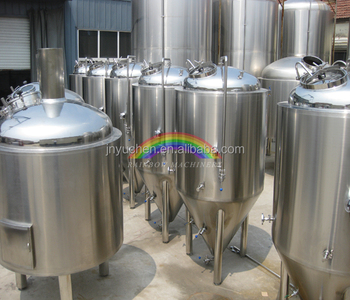 500 liter brewing fermentation vessel price buy jinan for Craft kettle brewing equipment