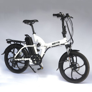 Cheap 2018 folding electric bicycle price/ebike factory price