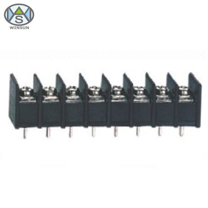 2P-26P Fence Type PCB Terminal Block Connector WS25C-B-7.62 Withstand Voltage AC2000V