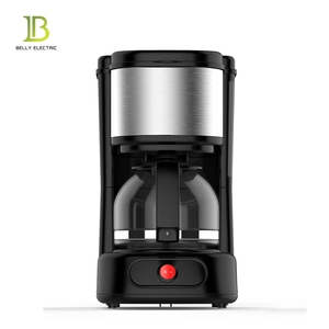 2017 Hot Selling 750cc Best Black Coffee Maker for Men with Stainless Steel Cover