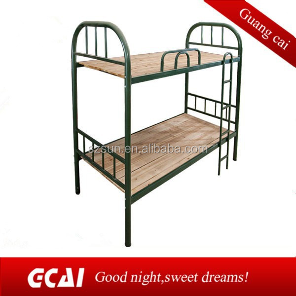 The cheapest iron bunk bed construction site second hand bunk bed