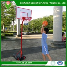 OEM Adjustable Basketball Hoop Portable Equipment for Kids