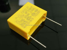 MKP interference capacitors x2, box type capacitor x2 310vac 475k High-frequency and low resistance(ESR),high ripple current