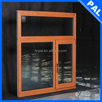 Competitive price art glass window With extensive color