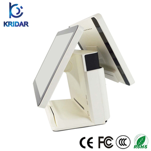 2018 New Design 15inch Tocu Screen Windows POS Machine Hardware