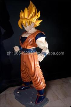 Life Size Resin Fiber Gl Dragon Ball Sk 1 Statue