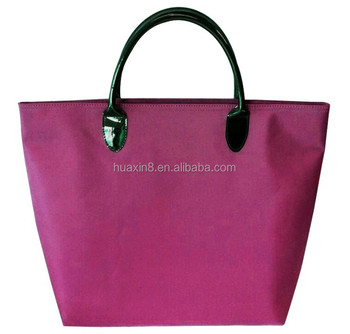 Simple shopping bag convenience bag to receive bag