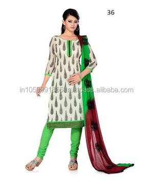 6621dc413e New Pattern Of Indian Printed Salwar Suits | Dress Material - Buy ...
