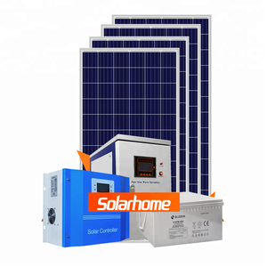 Bluesun off grid 30kw solar energy storage battery 30kva 30 kw pv system for Panama