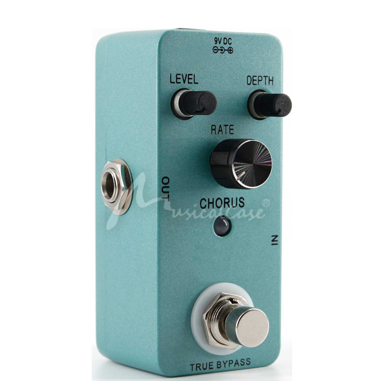 Guitar Multi Effect Pedals DELAY REVERB TUNER IR High Quality Guitar Effects Pedal Cube Baby