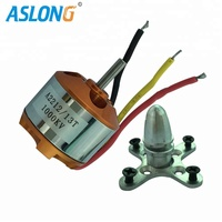 Rc Brushless Mircodrone Motor A2212/13T 1000KV for Mini Quadrocopter / fixed wing uav / fixed wing drone