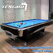 Factory direct sale TB-US001top slate billiard pool table