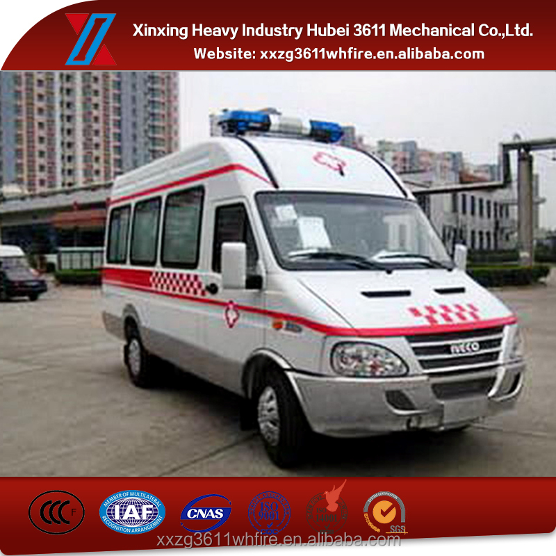 Hot New Products for 2016 New Manual 2016 Best Selling Used Ambulance Car
