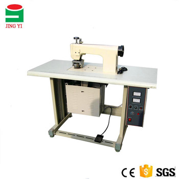 60mm Low Price Ultrasonic Lace Sewing & Embossing Machine