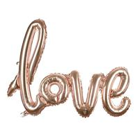 Romantic Wedding Bridal Valentines Day Anniversary Wedding Decorations Foil Balloon