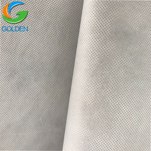 Hydrophobic Polyester Spunbond Nonwoven Fabric Material Suitable For Water Filtration