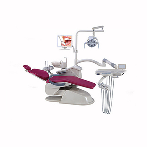 Alibaba Best Dental Unit Colorful Electric Dental Chair