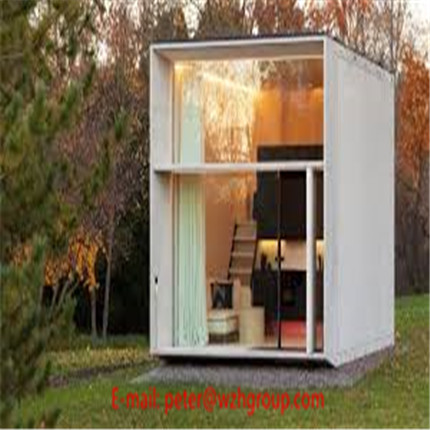 Light Steel Structure Prefab tiny House