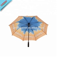 Factory Direct Printed Strong Frame Golf Umbrella