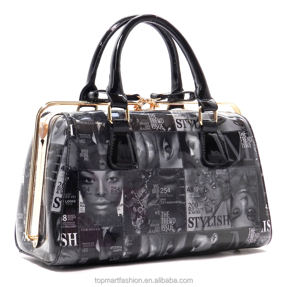 Fashion Magazine Handbags