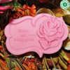 zibo factory R1057 zibo nicole handmade decor moulds molds for soap rose cheap crafts silicone rubber soap mold