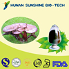 Reishi Mushroom Extract/Ganoderma Lucidum Karst./Polysaccarides&Triterpene for pharmeceutical & food grade