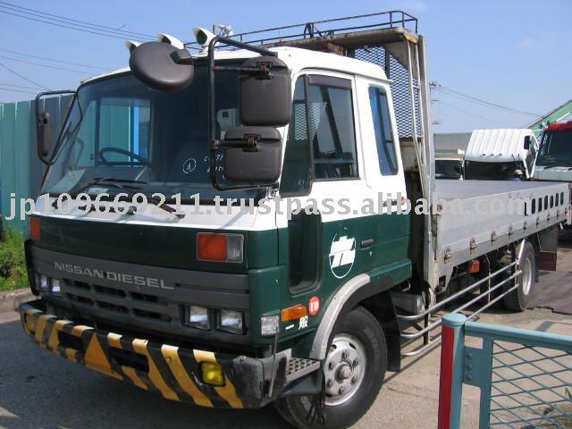 Nissan Diesel Truck >> Used Japanese Truck Nissan Diesel Ud Condor Cl87fe Alumi Block Buy