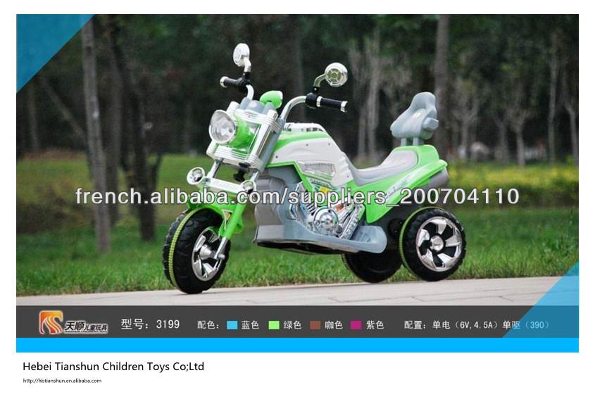 Sport Bébé ScooterBatterie Enfants D'enfant Mini De Voiture 29EIWHD