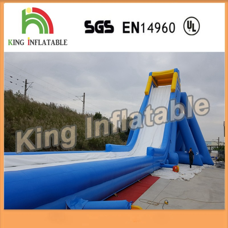 Big Inflatable Water Slide For Kids And Adults Giant Inflatable Slide