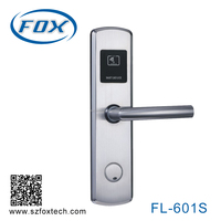 Smart phone opening keyless electronic NFC door lock manufacturer since 2004