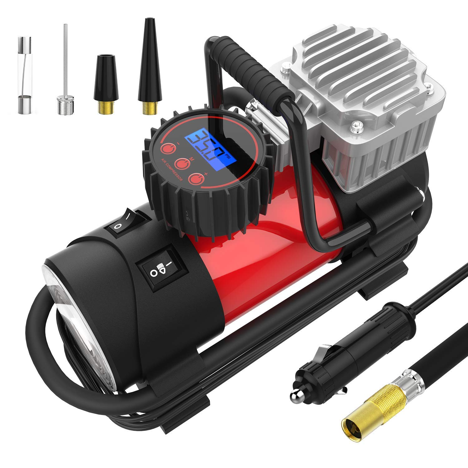 Tire air compressor for car types of hinges for doors