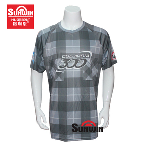 OEM & ODM men's T-shirt, with fine craftsmanship, printing, embroidery