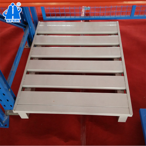Good Capacity Custom Rubber Steel Pallet