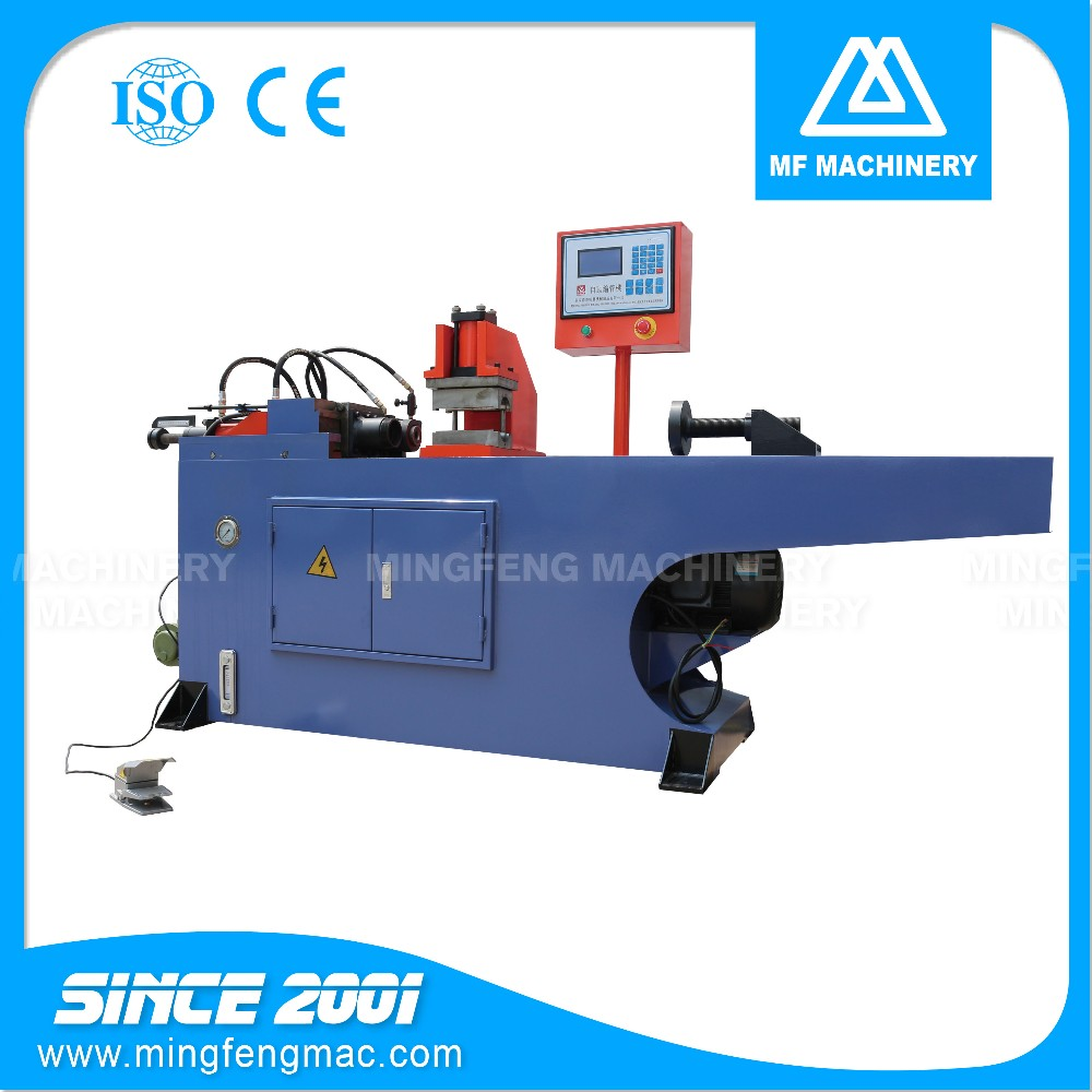 PM-38-2S-A ISO CE qualified hydraulic pipe tube end expander shaping forming machine price