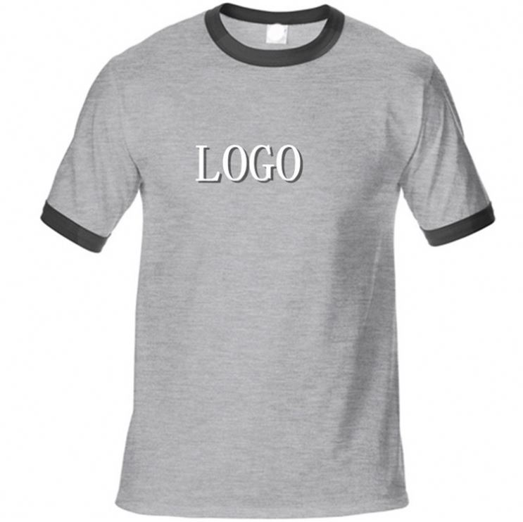 Wholesaler Anti-Pilling Silver Stamp 120Gsm One Size Fits All T Shirt