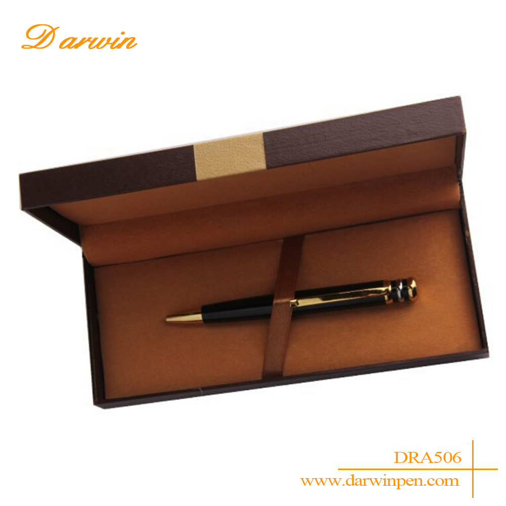 The promotional pen suppliers in shanghai metal pen set
