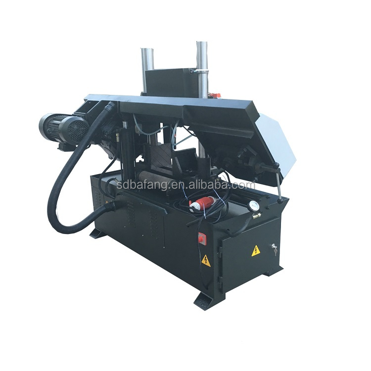 GZ 4226/4230 semi automatic double column band saw
