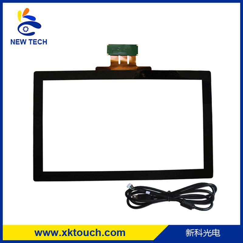 New design 15.6 inch lcd display touch screen capacitive support Android