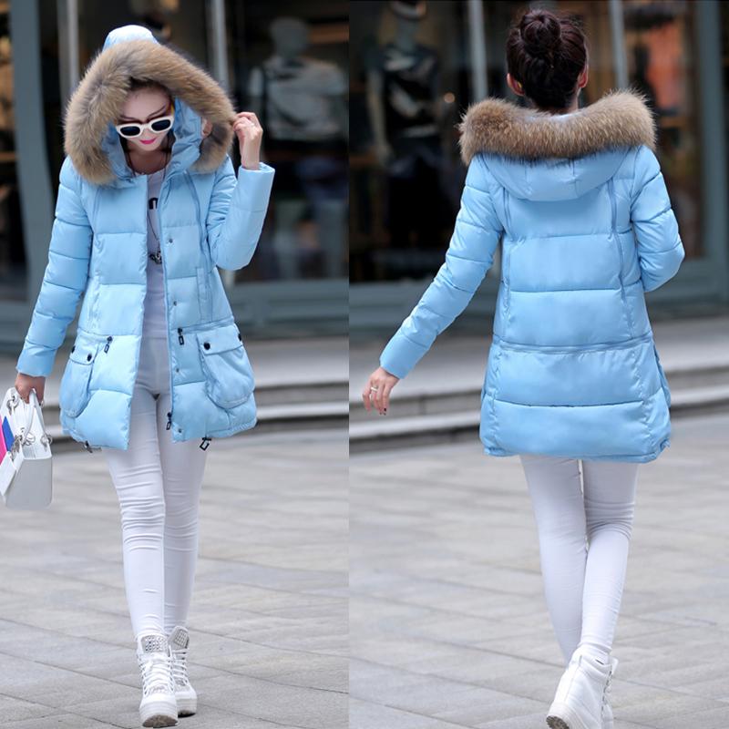 Compra abrigos de invierno para las mujeres embarazadas