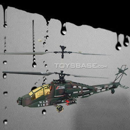 Apache & Helicopter 4 Channels Apache
