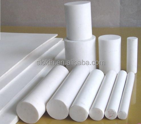 High performance PTFE solid plastic rods